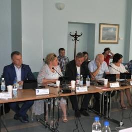 radni podczas obrad, archiwum SP w Kołobrzegu - Kliknięcie w obrazek spowoduje wyświetlenie jego powiększenia